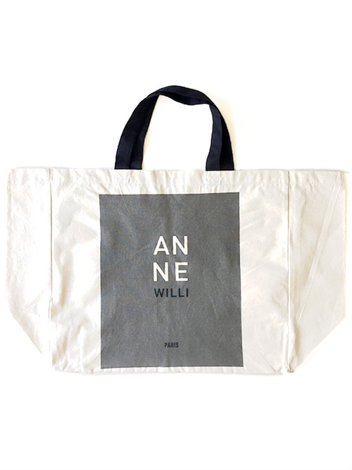 ECO BAG LARGE / ANNE WILLI