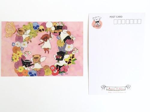 ポストカード【春の妖精】