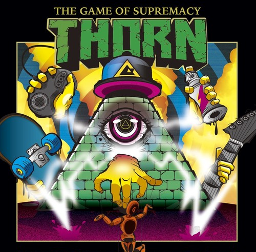 "【CDのみ】THORN 4th ALBUM ""THE GAME OF SUPREMACY"""