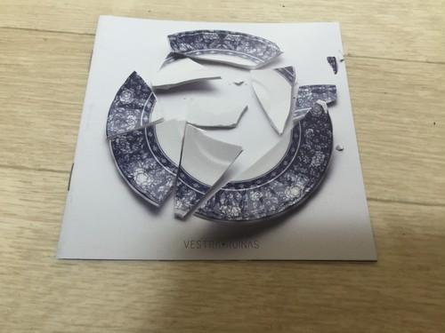 Vestra - Ruinas CD