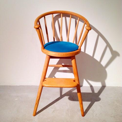 vintage akimoku / baby chair