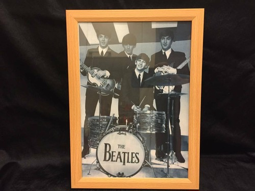 THE BEATLES ビートルマニア 流行通信 1991年 新品額付き