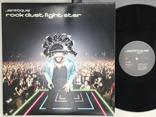 JAMIROQUAI / ROCK DUST LIGHT STAR