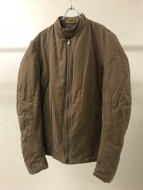 LATE 1990s MANDARINA DUCK FUTURE BIKER JACKET