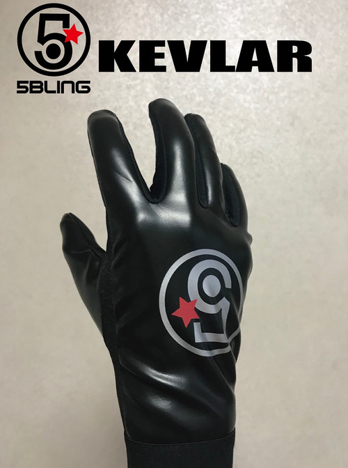 KEVLAR GLOVE BLACK