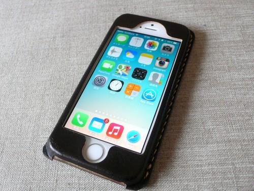 【受注制作】iPhoneケース《5/5S/SE専用》|チョコ