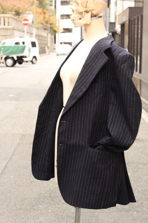 made in France  old Yves Saint Laurent 2B tailored jacket