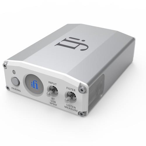 iFi nano iONE|Bluetooth対応USB DAC