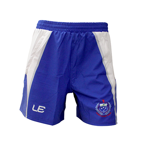 Samoa 2017 Training Gym Shorts Blue