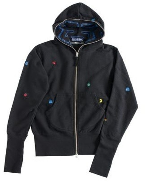 THE KING OF GAMES DLP-0001B / MENS SWEAT PARKA
