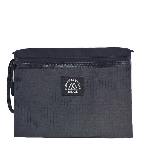 RIDGE MOUNTAIN GEAR(リッジマウンテンギア)Travel Pouch Plus X-Pac VX07(Black)