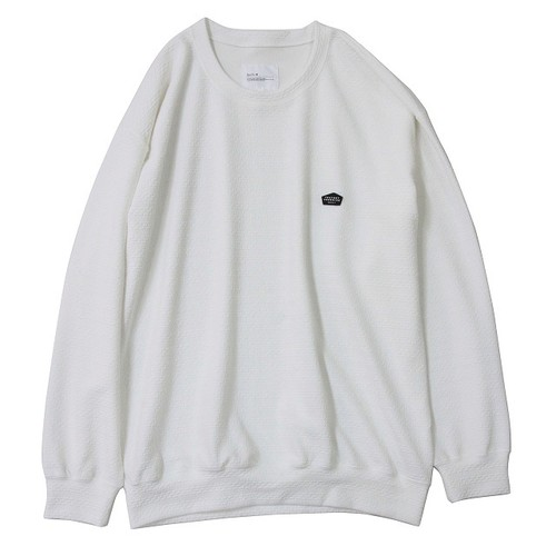 quolt LOOSE CUTSEW / クオルト カットソー / WHITE / 901T-1223