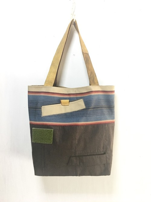 tote bag/ヴィンテージ トートバッグ ■tf-290