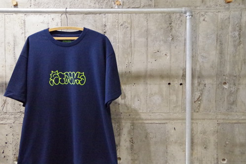"""stacks SECTUNO """"THROW UP"""" tee"""