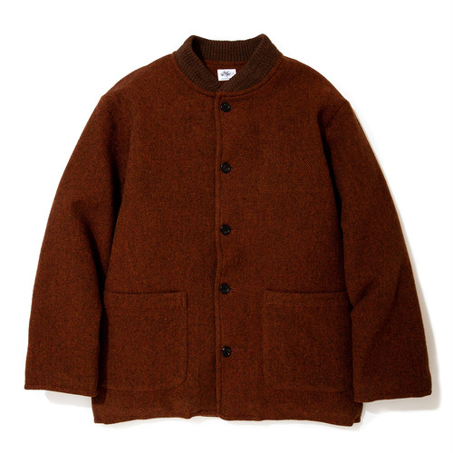 """Just Right """"EB Wool Jacket"""" Brown"""