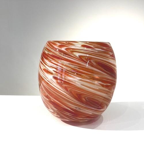 琉球ガラス グラス キャンドル 花器 工芸品