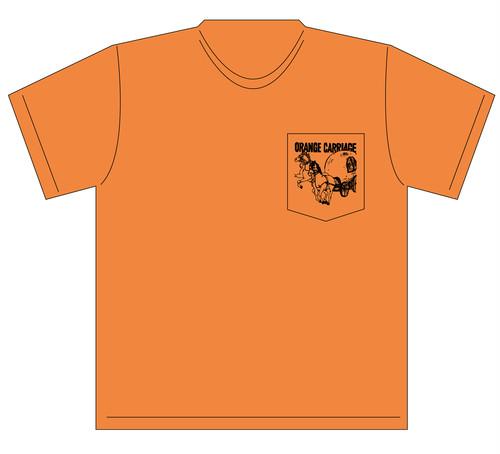 ORANGE CARRIAGE Tシャツ