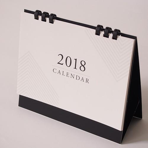 2018卓上カレンダー【レギュラーサイズ】