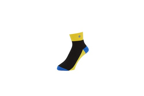 WHIMSY / VERSE KIDS SOCKS -YELLOW-