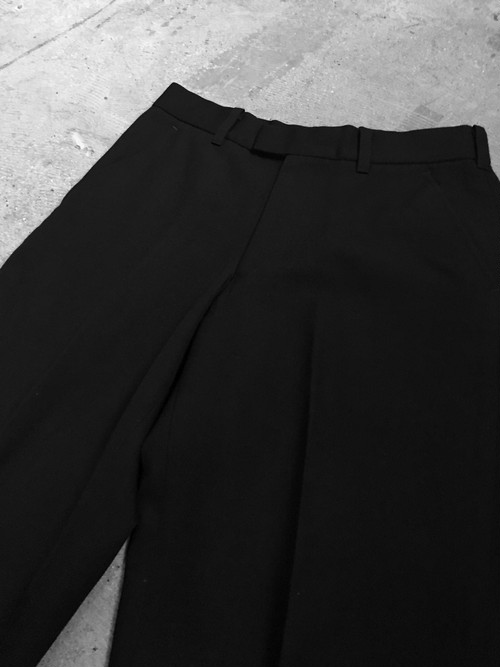 no-tuck trousers