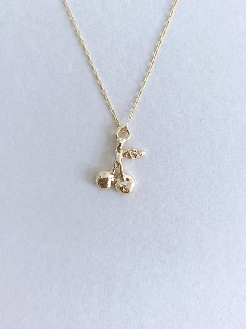 COHAKU  Cherry Necklace