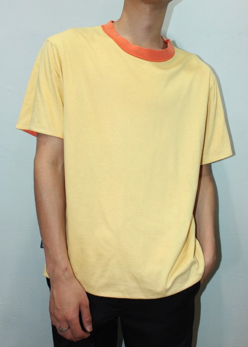 """""""LAND'S END"""" S/S Reversible Tee"""