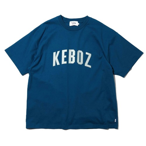 KEBOZ×FREAK'S STORE SPECIAL ARCH LOGO SHORT SLEEVE TEE【BLUE】