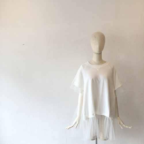 tulle T shirt