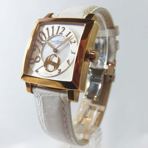 サントノーレ オルセー カレ ミディアム SN8620178YBBR 腕時計