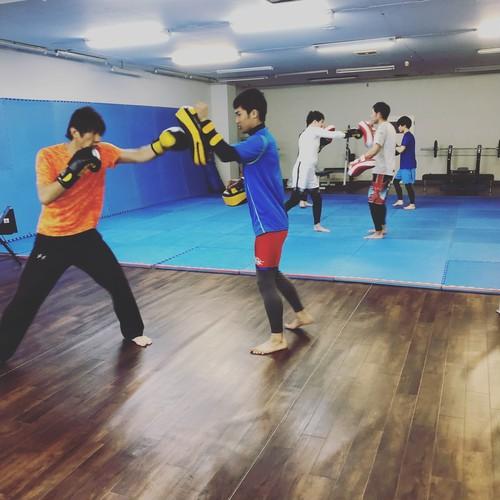 旭川で格闘技 HLCGYM 通い放題会員 初回申し込み