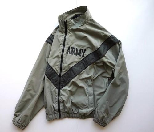 1990's [U.S.ARMY] PFUジャケット グレー 表記(MEDIUM-REGULAR) アメリカ軍 実物