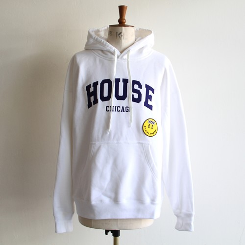 is-ness music【 mens 】house hoody