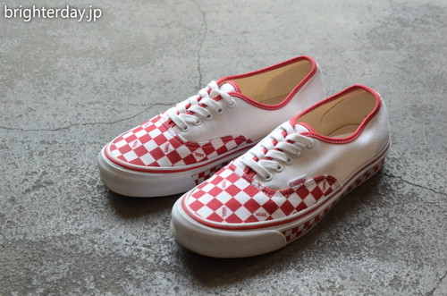 NEIGHBORHOOD VANS Authentic