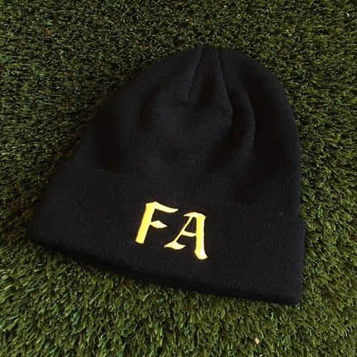 【FUCKING AWESOME】 -ファッキングオーサム-FA BEANIE BLACK