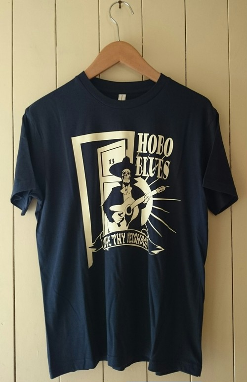 HOBO BLUES col.nvy