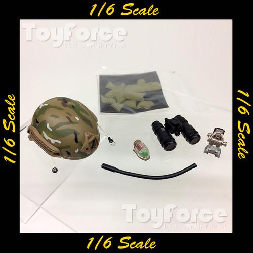 【05365】 1/6 FAST Ballistic ヘルメット・NVG E&S