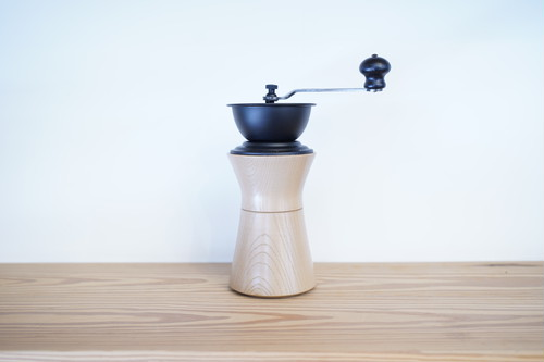 わけありCOFFEE MILL URUSHI SHIRO No.27