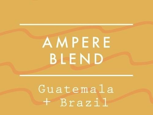 【100g】AMPERE BLEND / Guatemala + Brazil