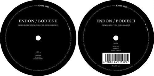 BODIES II Vinyl(N-0016)