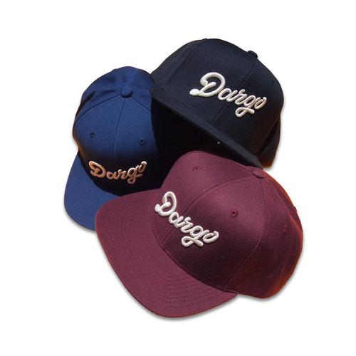 """【DARGO】""""DARGO Logo"""" Original BB Cap(3color)"""