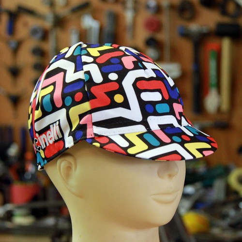 "Cinelli ""City Lights"" Cap"