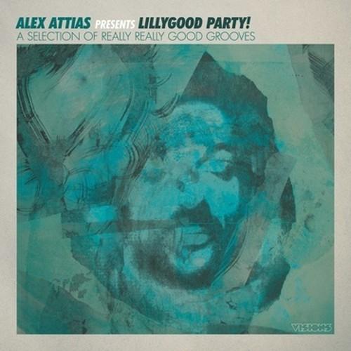 【ラスト1/LP】V.A. Alex Attias Presents - Lillygood Party!