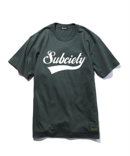 Subciety(サブサエティ) | GLORIOUS S/S (Black)