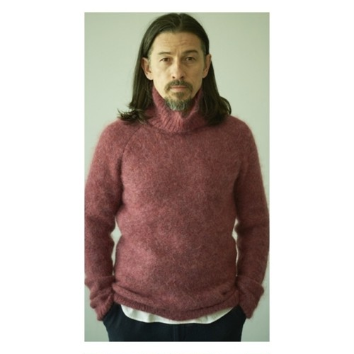 Turtle Neck Mohair Knit / NAISSANCE ネサーンス