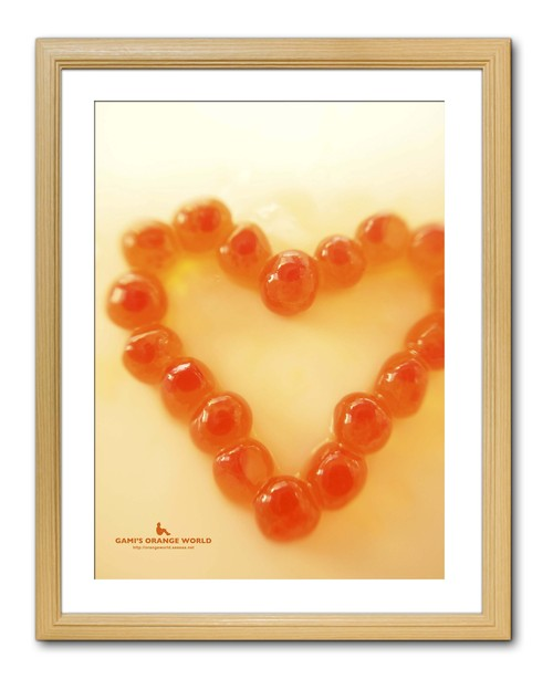HEART OF SALMON ROE(イクラのハート)