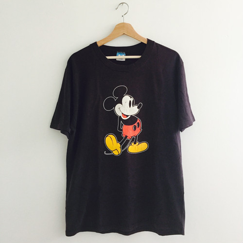 """Vintage """"Mickey Mouse"""" T Shirt"""
