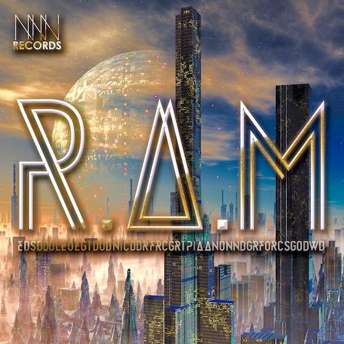 「R.A.M / RAM」オフィシャルサイトCD 購入特典付き