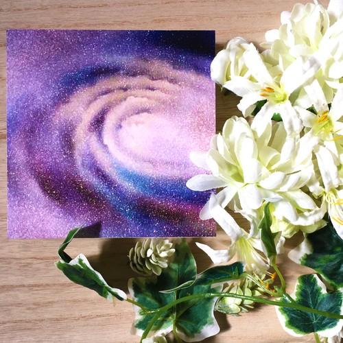 絵画 インテリア アートパネル 雑貨 壁掛け 置物 おしゃれ 染色画 染帯 ロココロ 画家 : 中島月下村 作品 : sora1