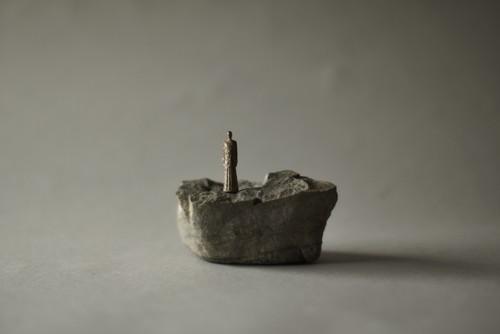 (093) pewter figure-mini石台付_004