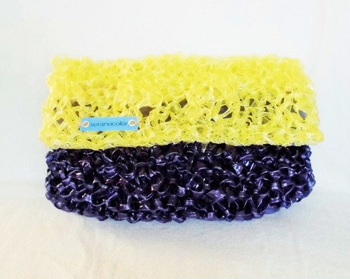 lemon×grape gummycandy clutchbag